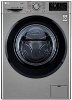 Стиральная машина LG F4M5VS6S класс: A загр.фронтальная макс.:9кг темно-серебристый