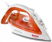 Утюг Tefal FV3952E0 2400Вт белый/оранжевый
