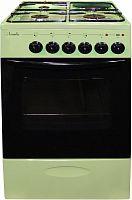 Плита Комбинированная Лысьва ЭГ 1/3г01 МС-2у зеленый (без крышки)