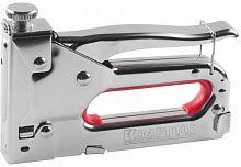 Степлер ручной Kraftool 3187 скобы тип 53: 11.4мм 6-14мм