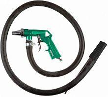 Пистолет пескоструйный Kraftool 06581 зеленый