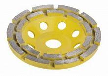Чашка по бет. Stayer 33381-125 d=125мм d(посад.)=22.2мм (угловые шлифмашины)
