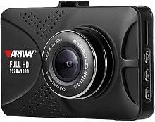 Видеорегистратор Artway AutoCam AV-393 черный 2Mpix 1080x1920 1080i 140гр.