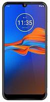 "Смартфон Motorola XT2025-2 E6 plus 32Gb 2Gb графит моноблок 3G 4G 2Sim 6.1"" 720x1560 Android 9.0 13Mpix 802.11 b/g/n GPS GSM900/1800 GSM1900 TouchSc MP3 FM A-GPS microSD max512Gb"