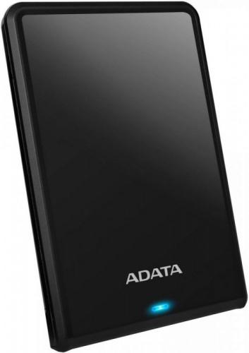 """Жесткий диск A-Data USB 3.1 1Tb AHV620S-1TU31-CBK HV620S DashDrive Durable 2.5"""" черный фото 2"""