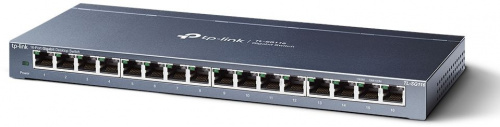 Коммутатор TP-Link TL-SG116 16G неуправляемый фото 2