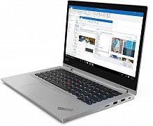 "Трансформер Lenovo ThinkPad L13 Yoga Core i5 10210U/8Gb/SSD256Gb/Intel UHD Graphics/13.3""/IPS/Touch/FHD (1920x1080)/Windows 10 Professional 64/silver/WiFi/BT/Cam"