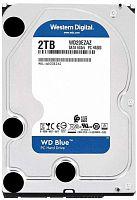 "Жесткий диск WD Original SATA-III 2Tb WD20EZAZ Blue (5400rpm) 256Mb 3.5"""