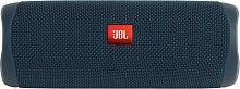 Колонка порт. JBL Flip 5 синий 20W 1.0 BT 4800mAh (JBLFLIP5BLU)