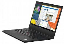 "Ноутбук Lenovo ThinkPad E495 Ryzen 5 3500U/8Gb/SSD512Gb/AMD Radeon Vega 8/14""/IPS/FHD (1920x1080)/Windows 10 Professional 64/black/WiFi/BT/Cam"