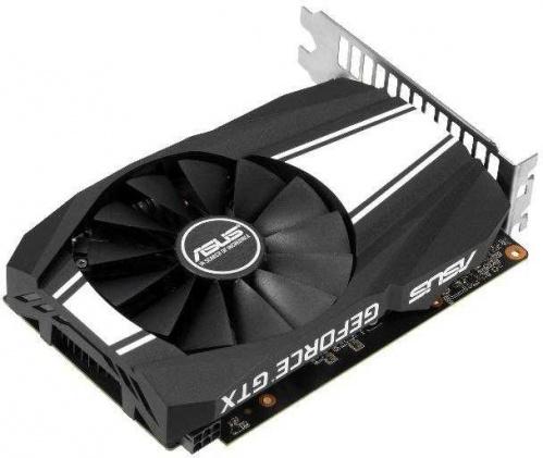 Видеокарта Asus PCI-E PH-GTX1650S-O4G nVidia GeForce GTX 1650SUPER 4096Mb 128bit GDDR6 1530/12002 DVIx1/HDMIx1/DPx1/HDCP Ret фото 3
