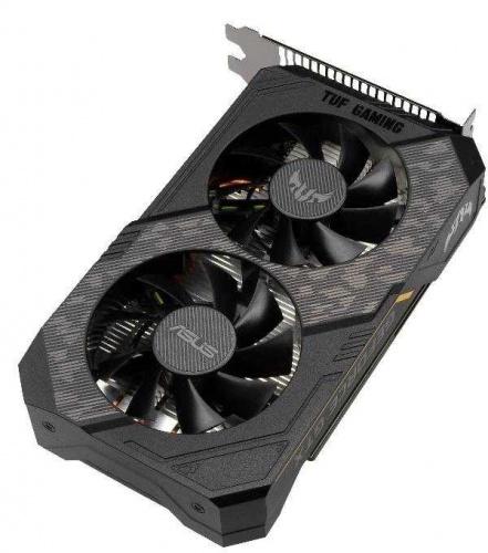 Видеокарта Asus PCI-E TUF-GTX1660S-O6G-GAMING NVIDIA GeForce GTX 1660SUPER 6144Mb 192 GDDR6 1530/14002 DVIx1/HDMIx1/DPx1/HDCP Ret фото 4