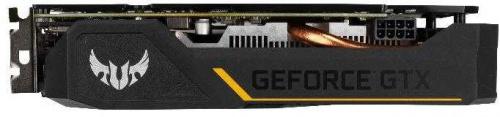 Видеокарта Asus PCI-E TUF-GTX1660S-O6G-GAMING NVIDIA GeForce GTX 1660SUPER 6144Mb 192 GDDR6 1530/14002 DVIx1/HDMIx1/DPx1/HDCP Ret фото 5