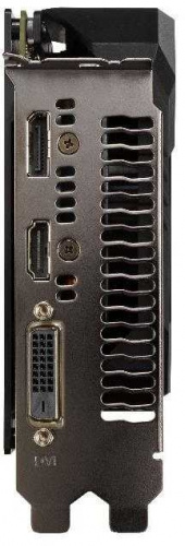 Видеокарта Asus PCI-E TUF-GTX1660S-O6G-GAMING NVIDIA GeForce GTX 1660SUPER 6144Mb 192 GDDR6 1530/14002 DVIx1/HDMIx1/DPx1/HDCP Ret фото 6