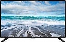 "Телевизор LED BBK 39"" 39LEX-7155/TS2C черный/HD READY/50Hz/DVB-T2/DVB-C/DVB-S2/USB/WiFi/Smart TV (RUS)"