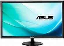 """Монитор Asus 23.6"""" VP247NA черный VA 16:9 DVI матовая 250cd 178гр/178гр 1920x1080 D-Sub FHD 3.9кг"""