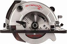 Циркулярная пила (дисковая) Интерскол ДП-190/1600 1600Вт (ручная)