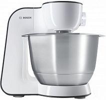 Кухонный комбайн Bosch MUM50131 800Вт белый/черный
