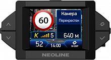 Видеорегистратор с радар-детектором Neoline X-COP 9300c GPS черный