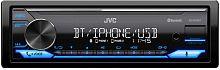 Автомагнитола JVC KD-X372BT 1DIN 4x50Вт