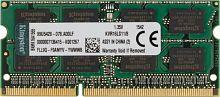 Память DDR3L 8Gb 1600MHz Kingston KVR16LS11/8 RTL PC3-12800 CL11 SO-DIMM 204-pin 1.35В