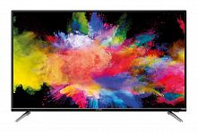 "Телевизор LED Hyundai 50"" H-LED50EU7008 Android TV черный/Ultra HD/60Hz/DVB-T2/DVB-C/DVB-S2/USB/WiFi/Smart TV (RUS)"