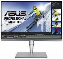 "Монитор Asus 24"" ProArt PA24AC черный IPS LED 16:10 HDMI M/M матовая HAS Pivot 400cd 178гр/178гр 1920x1200 DisplayPort FHD USB 6.5кг"