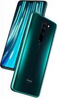 "Смартфон Xiaomi Redmi Note 8 Pro 64Gb 6Gb зеленый лесной моноблок 3G 4G 2Sim 6.53"" 1080x2340 Android 9.0 64Mpix 802.11 a/b/g/n/ac NFC GPS GSM900/1800 GSM1900 MP3 FM A-GPS microSD max256Gb"