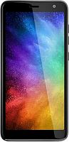 "Смартфон Haier Alpha A4 Lite 8Gb 1Gb черный моноблок 3G 2Sim 5.5"" 480x960 Android 8.1 8Mpix 802.11 b/g/n GSM900/1800 GSM1900 TouchSc MP3 FM A-GPS microSD max64Gb"