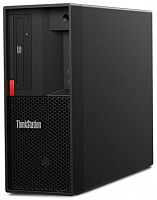 ПК Lenovo ThinkStation P330 MT Xeon E-2244g (3.8)/16Gb/SSD256Gb/UHDG P630/DVDRW/CR/Windows 10 Professional 64/GbitEth/400W/клавиатура/мышь/черный