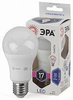 Лампа светодиодная Эра A60-17W-860-E27 17Вт цоколь:E27 колба:A60 (упак.:3шт)