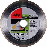 Отрезной диск по керамике Fubag Keramik Extra (33200-6) d=200мм d(посад.)=25.4мм (угловые шлифмашины)