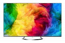"Телевизор LED Hyundai 65"" H-LED65EU8000 Android TV Frameless черный/Ultra HD/60Hz/DVB-T2/DVB-C/DVB-S2/USB/WiFi/Smart TV (RUS)"