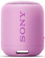 Колонка порт. Sony SRS-XB12 фиолетовый 10W 1.0 BT 10м (SRSXB12V.RU2)