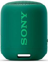 Колонка порт. Sony SRS-XB12 зеленый 10W 1.0 BT 10м (SRSXB12G.RU2)