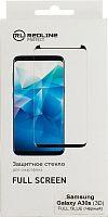 Защитное стекло для экрана Redline черный для Samsung Galaxy A30s 1шт. (УТ000018625)