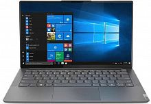 "Ноутбук Lenovo Yoga S940-14IIL Core i5 1035G4/16Gb/SSD512Gb/Intel Iris Plus graphics/14""/IPS/Touch/UHD (3840x2160)/Windows 10/grey/WiFi/BT/Cam"