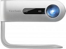 Проектор ViewSonic M1+ DLP 300Lm (854x480) 120000:1 ресурс лампы:30000часов 1xUSB typeA 1xHDMI 0.75кг