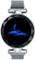 """Смарт-часы Smarterra SmartLife Vega 1.08"""" TFT серебристый (SMLVEGAS)"""