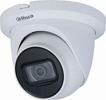 Видеокамера IP Dahua DH-IPC-HDW3241TMP-AS-0280B 2.8-2.8мм цветная корп.:белый