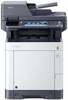 МФУ лазерный Kyocera Color M6630cidn (1102TZ3NL1) A4 Duplex Net белый/черный