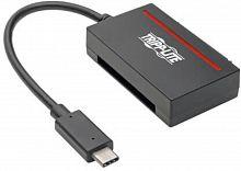 Адаптер Tripplite U438-CF-SATA-5G USB Type-C (m) Cf (m) SATA (f) 22-Pin 0.12м черный