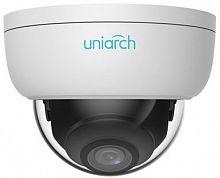 Видеокамера IP UNV IPC-D112-PF40 4-4мм цветная корп.:белый