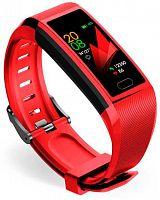 Фитнес-трекер Smarterra FitMaster 5 IPS корп.:красный рем.:красный (SMFT-05RBL)