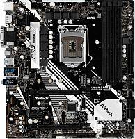 Материнская плата Asrock B365M PRO4-F Soc-1151v2 Intel B365 4xDDR4 mATX AC`97 8ch(7.1) GbLAN+VGA+DVI+HDMI