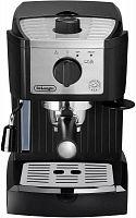 Кофеварка эспрессо Delonghi EC157 1100Вт черный