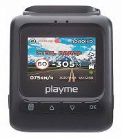 Видеорегистратор Playme Sigma черный 12Mpix 1080x1920 1080p 120гр. GPS внутренняя память:512Mb GP5168