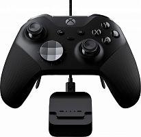 Беспроводной контроллер Microsoft Elite черный для: Xbox One (FST-00004)