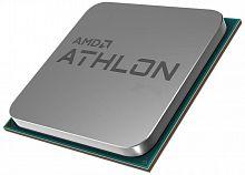 Процессор AMD Athlon 3000G AM4 (YD3000C6M2OFH) (3.5GHz/100MHz/Radeon Vega 3) OEM