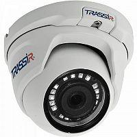 Видеокамера IP Trassir TR-D2S5 2.8-2.8мм цветная корп.:белый